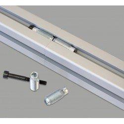 Fixation automatique bout à bout pour fente de 10 mm