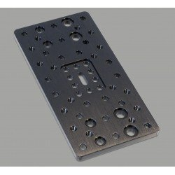 C-Beam Wide Gantry Plate