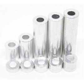 Spacer aluminum inside diameter 5 mm