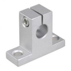 Linear Rail Shaft Support SK8