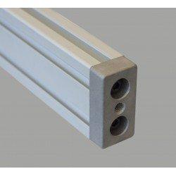Plate 40x80 - M12 Thread