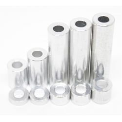 Spacer aluminum inside diameter 5 mm