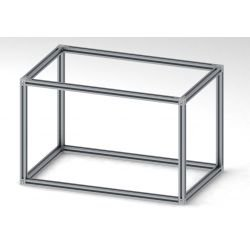 "Configurable Aluminum Structure type ""Box"""