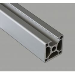 Aluminium profile 30x30 8mm slot