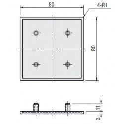EMB-P10-8080-Gris