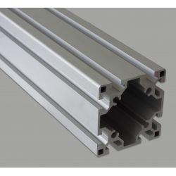 Aluminium profile 80x80 10mm slot