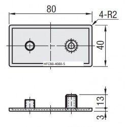 EMB-P10-VIS-4080-Gris