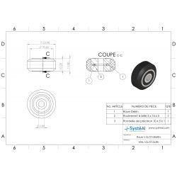 V-SLOT Wheel Kit
