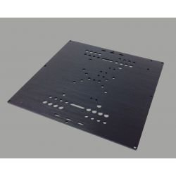 Universal build plate V-SLOT 216x216 mm