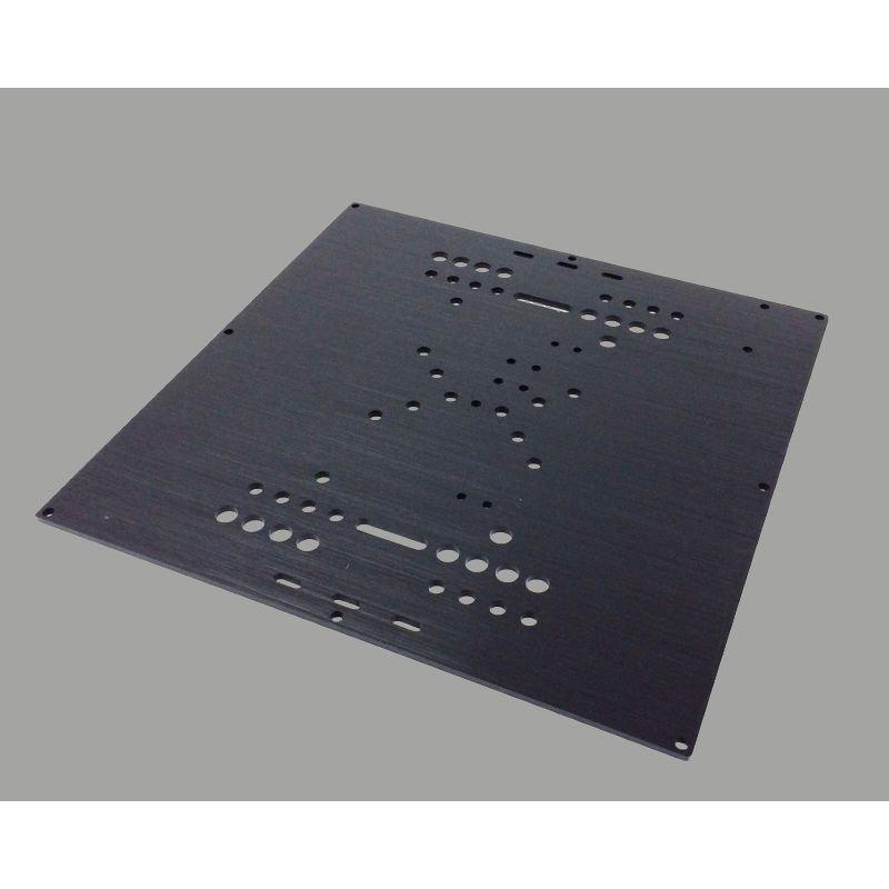 Universal build plate V-SLOT 216x216 mm