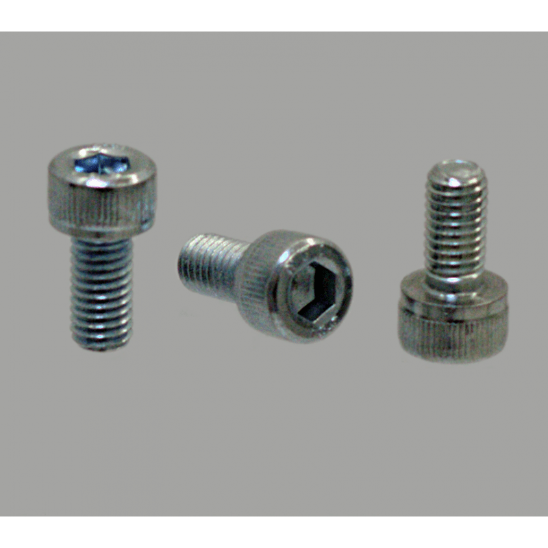 Fastening screws – M6x25 threading – Socket cap screw