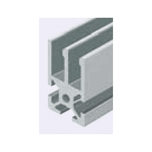 Rails for modular profiles
