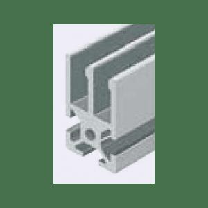 Rails pour profilés modulaires