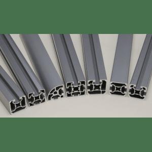 Profilés fente de 10 mm serie 40